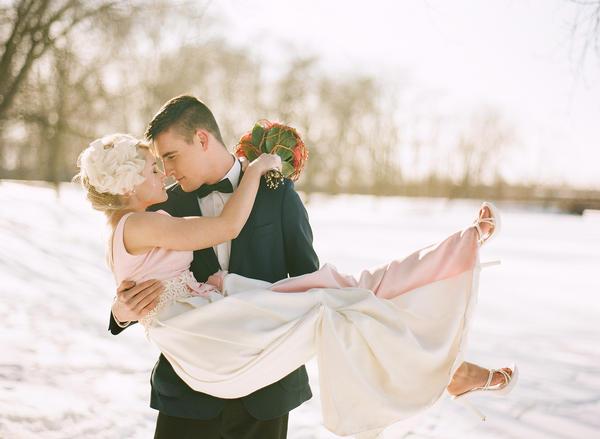 Idealna pora na ślub…