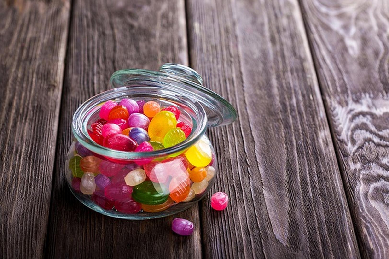 Najlepsze reklamowe cukierki!