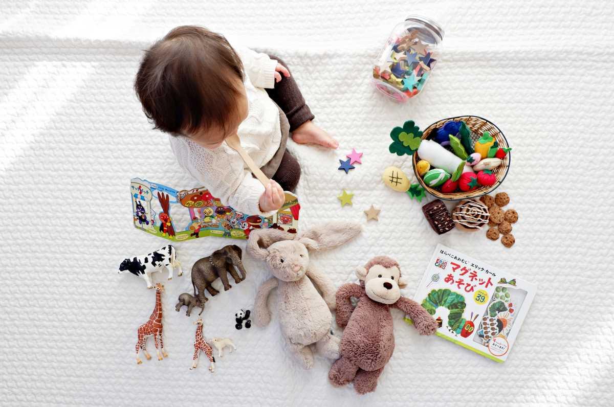 Mata do zabawy dla niemowląt