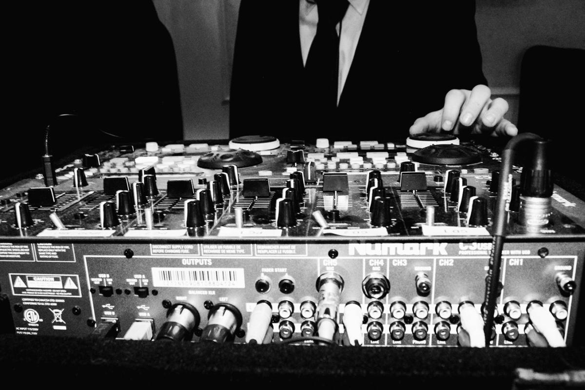 DJ sprawi, że wesele będzie wspominane latami