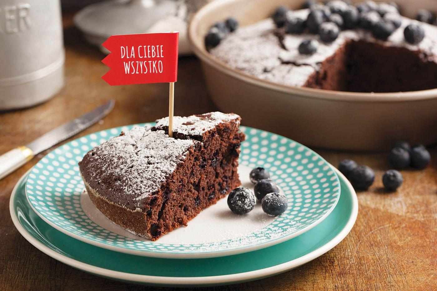 Najlepszy przepis na ciasto czekoladowe
